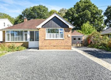 Thumbnail 4 bed bungalow for sale in Peverells Wood Avenue, Chandlers Ford, Hampshire, Hampshire