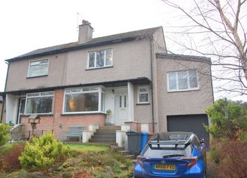 Thumbnail Semi-detached house for sale in Glen Road, Old Kilpatrick, Glasgow