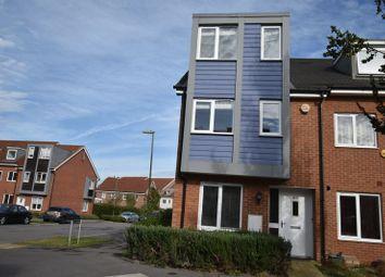 Thumbnail 3 bed terraced house to rent in John Hunt Drive, Basingstoke