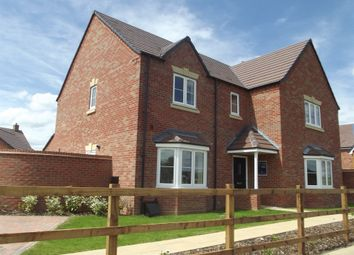 Thumbnail 5 bed detached house for sale in Grantham Road, Wellesbourne, Warwick