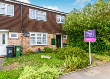 Thumbnail 3 bed end terrace house for sale in Holyrood Crescent, St. Albans