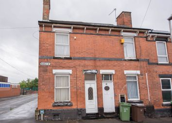 Thumbnail 2 bed end terrace house to rent in Suez Street, Basford, Nottingham