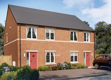 "Thumbnail 3 bed semi-detached house for sale in ""The Kilmington"" at High Gill Road, Nunthorpe, Middlesbrough"
