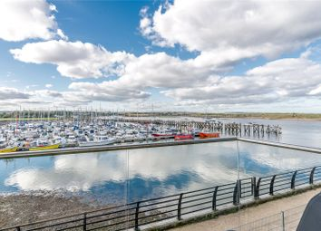 Thumbnail 2 bed flat for sale in Coble Quay, Amble, Morpeth, Northumberland