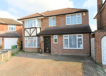 Thumbnail 5 bedroom detached house to rent in Ashcroft, Hatch End, Pinner
