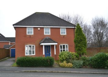 Thumbnail 4 bed detached house for sale in Woodrow Way, Chesterton, Newcastle-Under-Lyme
