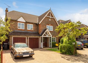 Thumbnail 5 bed detached house for sale in Marshall Close, South Croydon, Surrey