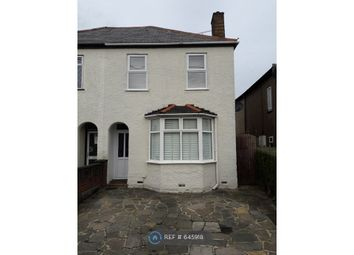 Thumbnail 2 bed semi-detached house to rent in Chertsey Road, Woking