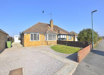 Thumbnail 3 bedroom semi-detached bungalow for sale in Lambert Gardens, Shurdington, Cheltenham, Gloucestershire
