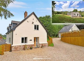 Thumbnail 4 bed detached house for sale in Denbigh Road, Nannerch, Mold