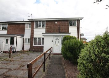 Thumbnail 2 bed flat for sale in Skelwith Close, Urmston, Manchester