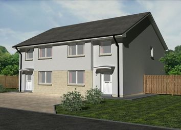 Thumbnail 3 bed semi-detached house for sale in The Glen, Coalsnaughton, Tillicoultry