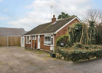 Thumbnail 2 bed detached bungalow for sale in Main Road, Little, Haywood, Stafford