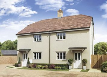 Thumbnail 3 bed semi-detached house for sale in Maynard Park, Ongar Road, Dunmow