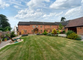 Thumbnail 4 bed barn conversion for sale in Eaton-On-Tern, Market Drayton
