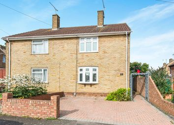 Thumbnail 3 bed semi-detached house for sale in Thornham Road, Gillingham