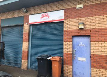 Thumbnail Industrial to let in Glenpark Street, Dennistoun, Glasgow