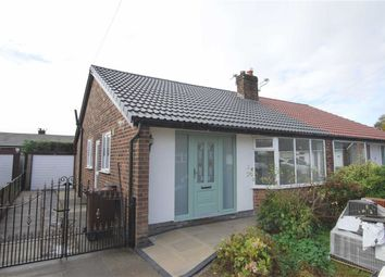 Thumbnail 2 bed semi-detached bungalow for sale in Lostock Drive, Bury, Greater Manchester