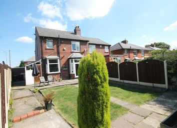 Thumbnail 4 bed semi-detached house for sale in Plodder Lane, Farnworth, Bolton