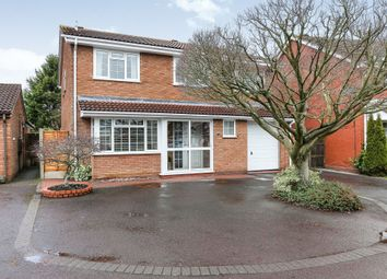 Thumbnail 6 bed detached house for sale in Stonebow Avenue, Solihull