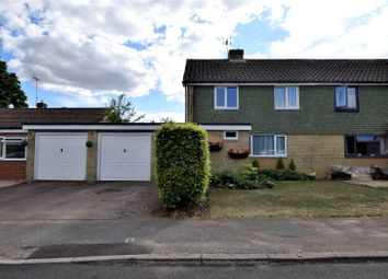 Thumbnail 3 bed semi-detached house for sale in Wetherfield, Stansted