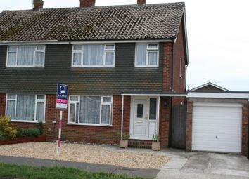 Thumbnail 3 bed semi-detached house to rent in Chantryfield Road, Angmering, West Sussex