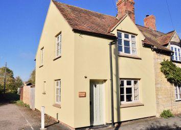 Thumbnail 2 bed terraced house for sale in Brickwalk, Honeybourne, Evesham