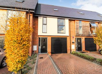 Thumbnail 3 bed terraced house for sale in Faircross Court, Thatcham