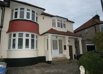 Thumbnail 4 bedroom semi-detached house to rent in Sonia Gardens, Dollis Hill, London