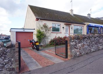 Thumbnail 2 bed terraced bungalow for sale in Summerfield Road, Dunbar
