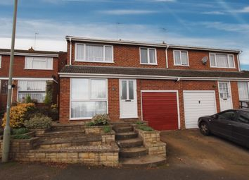 Thumbnail 3 bed semi-detached house to rent in Valley Road, Banbury