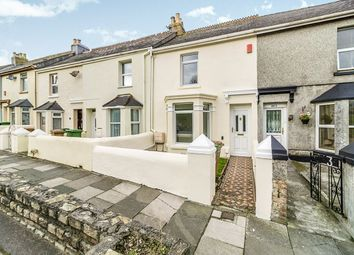 Thumbnail 3 bedroom terraced house for sale in Victoria Road, St. Budeaux, Plymouth