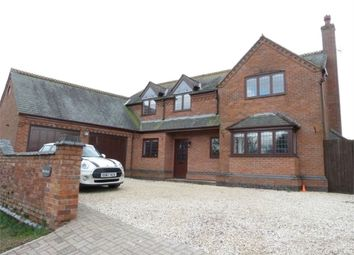 Thumbnail 5 bed detached house to rent in Park Lane, Walton, Lutterworth