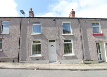 Thumbnail 2 bed terraced house for sale in Hill Street, Rhymney, Tredegar