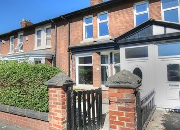 3 bed terraced house to rent in Chillingham Road, Heaton, Newcastle Upon Tyne NE6