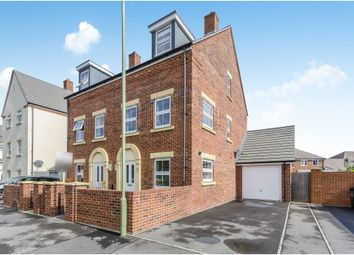 Thumbnail 4 bed semi-detached house for sale in Tinning Way, Eastleigh