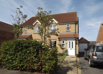 Thumbnail 3 bed semi-detached house to rent in Woodbridge Way, Woodhall Spa