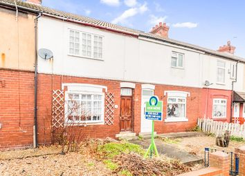 Thumbnail 2 bed terraced house for sale in Victoria Road, Askern, Doncaster