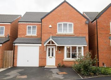 Thumbnail 4 bed property for sale in Garston Crescent, Newton-Le-Willows