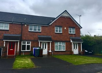Thumbnail 2 bed town house to rent in Haslington Road, Wythenshawe, Manchester