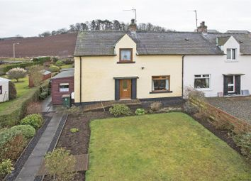 Thumbnail 2 bed semi-detached house for sale in Croft Place, Dunning, Perth