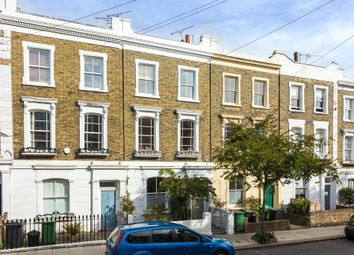 Thumbnail 5 bed terraced house for sale in Willes Road, London