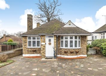 Thumbnail 3 bedroom detached bungalow for sale in Rodney Gardens, Pinner, Middlesex
