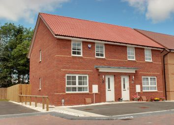 Thumbnail 3 bed semi-detached house for sale in Ploughmans Gardens, Woodmansey, Beverley
