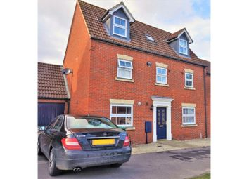 Thumbnail 5 bed link-detached house for sale in Lloyd Drive, Sittingbourne