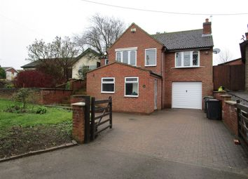 Thumbnail 2 bed detached bungalow for sale in Butts Road, Raunds, Wellingborough