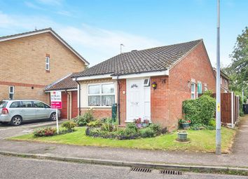 Thumbnail 2 bedroom bungalow for sale in Melton Close, Wymondham