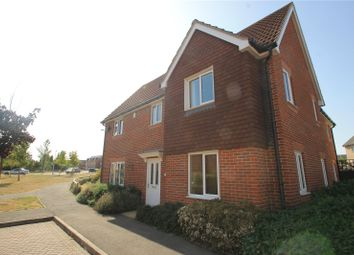 Thumbnail 4 bed detached house for sale in Chorister Crescent, Hoo, Kent