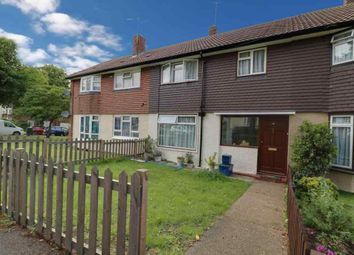 Thumbnail 3 bed terraced house for sale in Martock Avenue, Westcliff-On-Sea