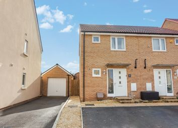Thumbnail 2 bed semi-detached house for sale in Thistle Close, Lyde Green
